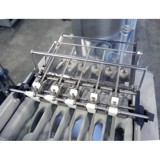 Abastecedor + fileteadora para Arenque-Sardinas Baader 478-134
