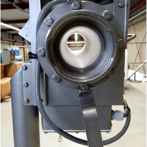 Detector metales de tubería Mettler Toledo,  tipo: Safeline