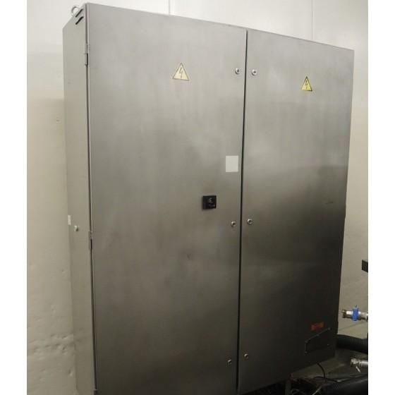 Cutter con vacío, con elevador de carga y vaciador KILIA 3000 RS EXPRESS (250 litros de capacidad)