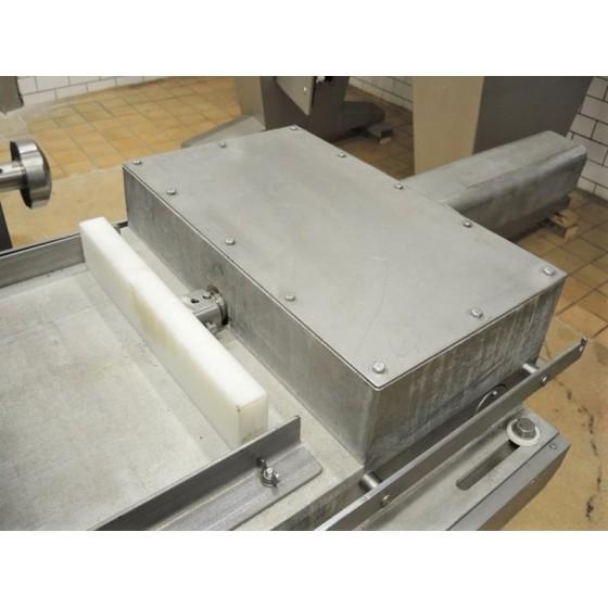 Lavadora de cajas y parrillas por inmersión, tipo: MC LCP-IN