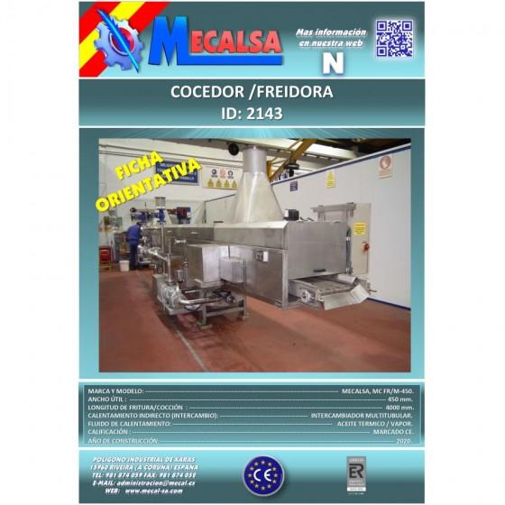COCEDOR / FREIDORA