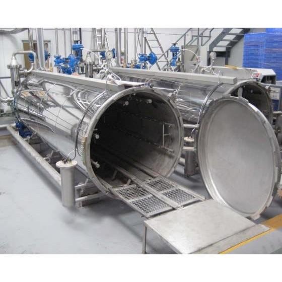 Autoclave esterilización tipo MC EST/SP-T