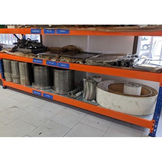 Accesorios, tambores y bandas separadoras Baader, Mecalsa, Sepamatic