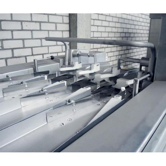 Máquina continua de glaseo (glaseadora), tipos MC GSD 800