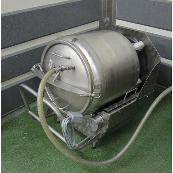 Masajeador / descongelador rotativo mediante vacío Inject star, Tipo: RC 0025 E501