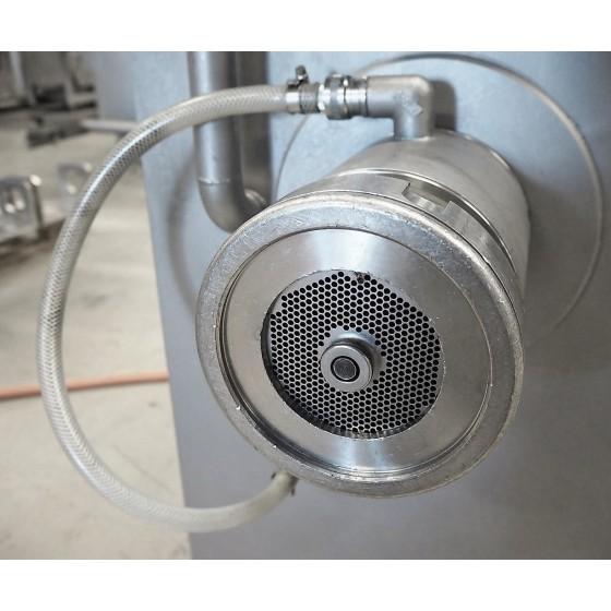 Mezcladora / picadora Wolfking tipo: SFG 150/100 + porcionadora tipo PD200