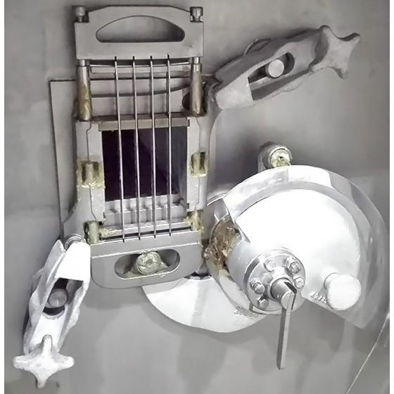 Picadora / loncheadora Treif, tipo: DICER-151