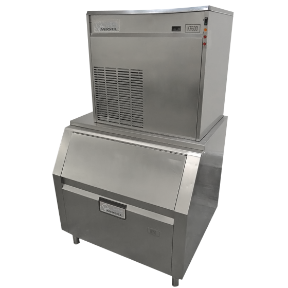 Máquina de hielo Migel,...