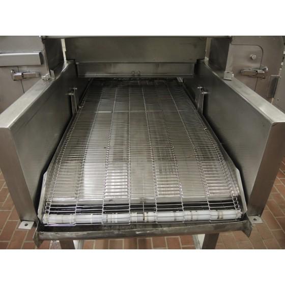 Empanadora, ancho 600 mm