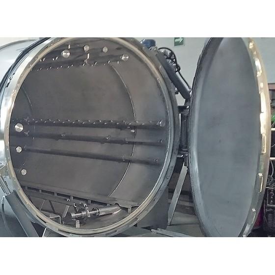 Burbujeador desarenador de vianda, tipo: MC DEV-600