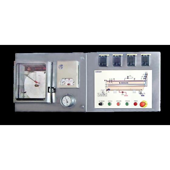 Calibrador de vianda, tipo: MC CAL-4M