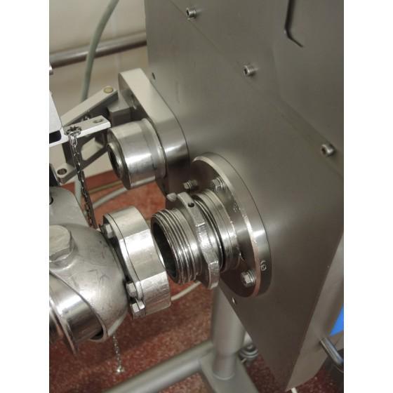 Detector de metales móvil de tubería Liquiscan, tipo: VF 54