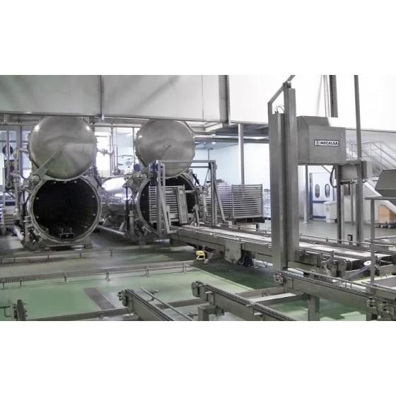AUTOCLAVE DE ESTERILIZACIÓN, MECALSA tipo: MC EST/SP-1300-1600/V
