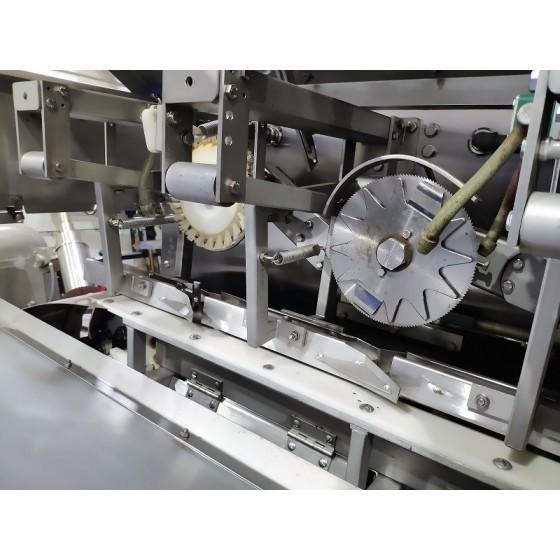 Congelador modular contínuo en salmuera