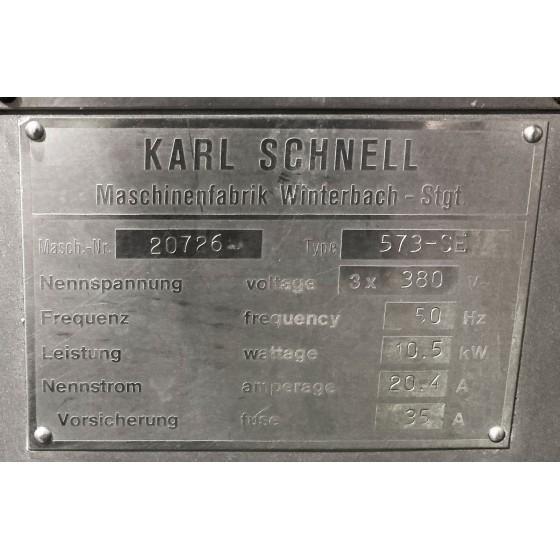 Detector de metales con expulsor Mesutronic, tipo: MN 5.0 CI