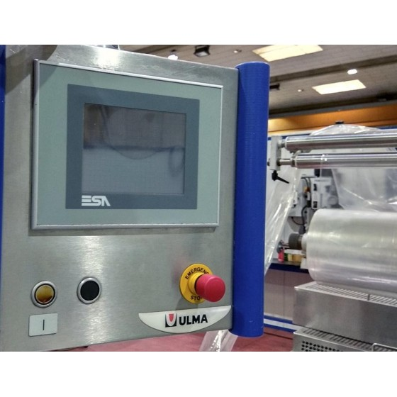Termoformadora Ulma, tipo: TF-OPTIMA