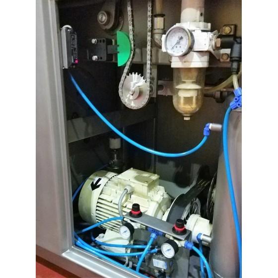 Inyectora de salmuera con unidad de filtrado Stork Protecon, Tipo: PI-92-100