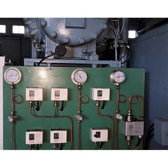 Generador autónomo de hielo en escama, Tipo: MC GH-ES